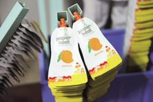 Paper Boat uses Doypacks to package ethnic Indian drinks in a convenient, contemporary and youthful fashion. Photos: Hemant Mishra/Mint