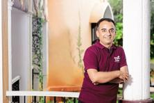 Neeraj Kakkar, co-founder and chief executive of Hector Beverages that owns the traditional drinks brand paper Boat. Photo: Hemant Mishra/Mint