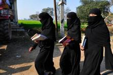 At least 33% of Muslim women have no formal schooling, according Pew Research Center global demographic study.