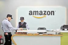 Amazon's push to capture the online entertainment market in India includes 18 new shows. Photo: Reuters