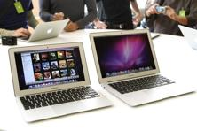 A file photo of Apple's Macbook Air. Photo: Reuters