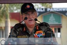 Lt General Bipin Rawat was said to be chosen over his seniors for possessing greater low-intensity conflict and internal security operational experience. Photo: HT