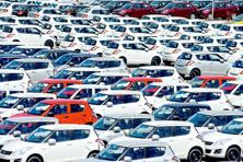 Automobile sales in November declined for the first time in 11 months as the government's decision to ban high-value banknotes depressed demand for commercial vehicles and two-wheelers. Photo: Ramesh Pathania/Mint