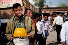 Salaried workers in India lack either written job contracts or benefits such as a provident fund. Photo: Mint