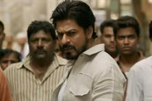 Actor Shah Rukh Khan in Rahul Dholakia's action crime thriller 'Raees'. The film is slated to release on 25 January.