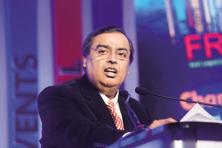 Reliance Industries chairman Mukesh Ambani hopes to turn his mobile network into a payments gateway. Photo: Abhijit Bhatlekar/Mint