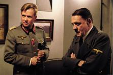Oliver Hirschbiegel's 2004 English drama depicts the final 10 days of Adolf Hitler's rule in Germany in 1945.