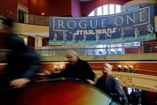 Rogue One concludes a record-annihilating year for Disney. The studio became the first to top $7 billion in a single year, has fielded four of the five top grossing domestic releases, and should see four of its movies top $1 billion at the global box office. Photo: Reuters