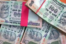 The rupee opened at 67.87 and touched a high and a low of 67.80 and 68.05 a dollar, respectively. Photo: Mint