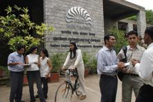 IIM-Bangalore was responsible for conducting CAT this year. Photo: Bloomberg