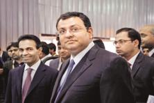 Former Tata Sons chairman Cyrus Mistry. Photo: HT