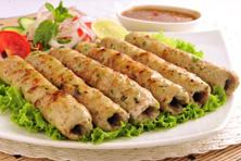 Chicken Seekh Kababs. Photo: iStockphoto