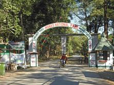 Manas Tiger Reserve and National Park in Assam.