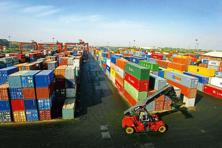 Cumulatively, for the period April-December, exports picked up marginally by 0.75% to $198.8 billion. Photo: Bloomberg