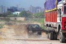 In April 2015, National Green Tribunal had ruled against the use of diesel vehicles older than 10 years in a bid to curb air pollution in Delhi. Photo: AP