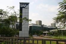 SAP, a €20.8-billion company, has about 8,000 employees in India.