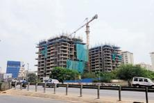 A file photo of a Godrej residential property. Photo: Hemant Mishra/Mint