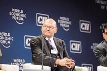Vedanta Resources boss Anil Agarwal. The London-based firm has hired JP Morgan, Standard Chartered and other banks to manage the sale. Photo: Ramesh Pathania/Mint