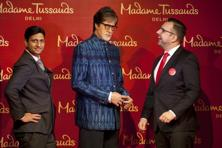 Merlin Entertainments is opening its popular wax museum Madame Tussauds in India later this year. Photo: AP