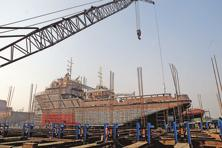 Even as the search for a strategic partner for ABG Shipyard continues, lenders have decided to declare it a 'failed exit' from the CDR cell. Photo: Mint
