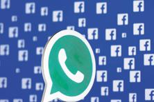 A petition in the Supreme Court argues that WhatsApp sharing data with its parent company Facebook violates constitutional freedoms. Photo: Reuters
