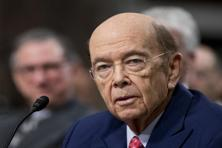 Commerce secretary-designate Wilbur Ross testifies on Capitol Hill in Washington on 18 January 2017. Photo: AP