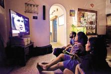 TV viewership is eventually moving away from live TV to on-demand video. Photo: Aniruddha Chowdhury/Mint