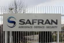 Safran shares rose as much as 3.9% to €68.87 in Paris, while Zodiac gained 24% to €28.85, 62 cents shy of the offer price. Photo: AP