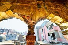 Zafar Mahal was built by Akbar II, one of the lesser-known Mughal emperors. Photos: Ramesh Pathania/Mint