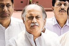 Gurudas Kamat's outburst comes at a time when the Mumbai Congress faces a tough election to the BMC where it is looking to challenge the Shiv Sena-BJP rule. Photo: HT