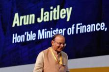 The clamour for fiscal rectitude, especially the threat perception posed by credit rating agencies, might stay Arun Jaitley's hand from overstretching. Photo: Reuters