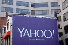 Yahoo posted a $64 million operating profit for the final quarter of 2016. Photo: AFP