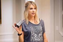 Kaitlin Olson in the 'The Mick'.