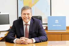 Tata Motors boss Guenter Butschek. The new management structure, which allocates roles based on product lines, will be effective 1 April, and reduces the layers to five from the current 14.