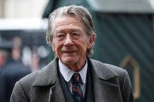 "John Hurt, a native of Derbyshire in England, garnered his first Academy Award nomination for his supporting role as Max in 1978 drama ""Midnight Express"". Photo: Reuters"