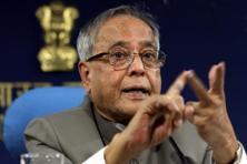 President Pranab Mukherjee in his budget session speech on Tuesday said that his government is committed to social and economic equality for the deprived and underprivileged sections of the society as enshrined in the Constitution. Photo: Hindustan Times