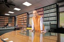 Arun Jaitley described steps like the demonetisation of Rs500 and Rs1,000 notes by the Narendra Modi government in November as an attempt to create a new 'normal'. Photo: Hindustan Times