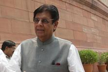 A file photo of former Union minister and Indian Union Muslim League leader E. Ahamed. Photo: HT
