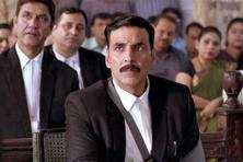 Akshay Kumar in a still from 'Jolly LLB 2'.