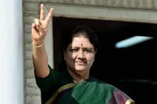 V.K. Sasikala. Photo: PTI