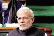 Prime Minister Narendra Modi in his Lok Sabha speech Tuesday defended the government's demonetisation move and targeted Congress for promoting dynasty politics instead of democracy. Photo: PTI