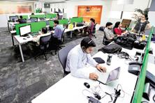 The highest projected increments are expected to be in sectors such as financial technology (fintech), analytics, digital, healthcare, manufacturing, telecom, banking, financial services and insurance (BFSI) pharmaceuticals and allied sectors. Photo: Mint