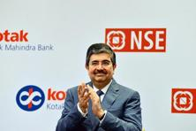 Uday Kotak, founder, Kotak Mahindra Bank. Photo: Aniruddha Chowdhury/Mint