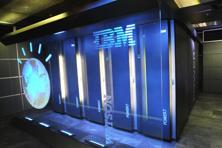 Watson, is a product of machine learning, natural language processing, and statistical analysis. Photo: AFP