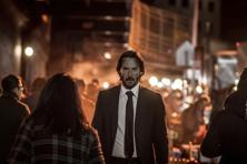 Keanu Reeves finally appears to have found his groove. The two 'John Wick' films are among the most-praised pieces of his career. Photo: AP