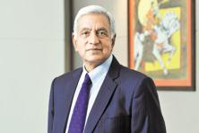 Anand Rathi, founder and chairman of Anand Rathi Financial Services Ltd. Photo: S. Kumar/Mint