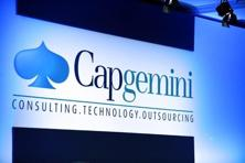 Capgemini is the third largest employer among foreign IT companies in India, after Accenture and IBM. Photo: AFP