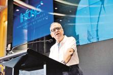 The founders led by N.R. Narayana Murthy, it was said, were unhappy with corporate governance at Infosys. Photo: Aniruddha Chowdhury/Mint