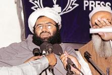 China has put a technical hold on the recent US move to list the JeM chief Masood Azhar as a terrorist in the 1267 committee of the UN Security Council. Photo: AFP