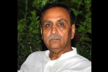 Gujarat chief minister Vijay Rupani. The Gujarat government will present its budget for the next fiscal year on Tuesday, ahead of polls to the state assembly due later in the year.Photo: HT